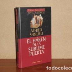 Libros: EL HARÉN DE LA SUBLIME PUERTA - SHMUELI, ALFRED. Lote 195143290