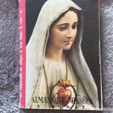 Libros: ALMANAQUE DE LAS MISSIONES, 1967. Lote 195147390
