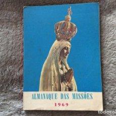 Libros: ALMANAQUE DE LAS MISSIONES, 1969. Lote 195147618