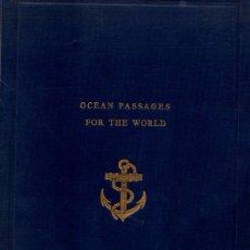 Libros: OCEAN PASSAGES FOR THE WORLD + SUPLEMENTO Nº 1 - NO CONSTA AUTOR. Lote 195164842