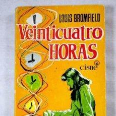 Libros: VEINTICUATRO HORAS. Lote 195178983
