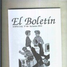 Libros: EL BOLETIN ESPECIAL NUMERO 084: JOSE LUIS MACIAS CONOCIDO COMO JOSE LUIS. Lote 195222796