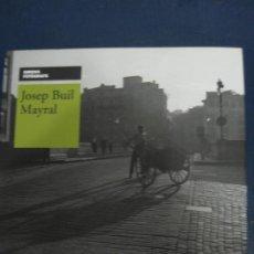 Libros: GIRONA FOTOGRAFS - JOSEP BUIL MAYRAL. AJUNTAMENT DE GIRONA 2008. Lote 195229881
