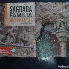 Libros: DANIEL VENTEO - SAGRADA FAMILIA MONUMENTAL. EFADOS 2017. Lote 195243491