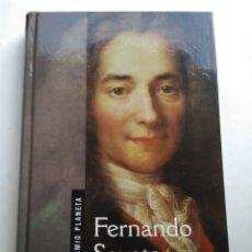 Libros: EL JARDÍN DE LAS DUDAS/FERNANDO SABATER. Lote 195247463