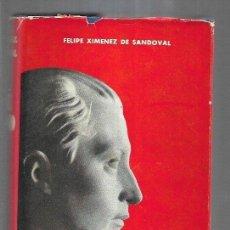 Libros: JOSE ANTONIO. BIOGRAFIA APASIONADA. Lote 195249045