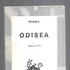 Libros: ODISEA. Lote 195249062