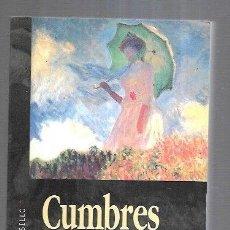 Libros: CUMBRES BORRASCOSAS. Lote 195249066