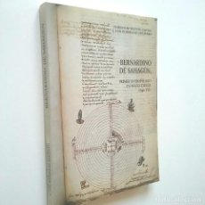 Libros: BERNARDINO DE SAHAGÚN, PRIMER ANTROPÓLOGO EN NUEVA ESPAÑA (SIGLO XVI) - FLORENCIO VICENTE CASTRO / J. Lote 195251028