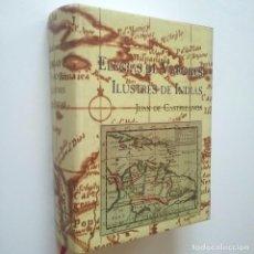 Libros: ELEGÍAS DE VARONES ILUSTRES DE INDIAS - JUAN DE CASTELLANOS (PRÓLOGO DE JAVIER OCAMPO LÓPEZ. EDICIÓN. Lote 195251036