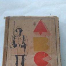 Libros: ABC DEL RECLUTA. Lote 195284127