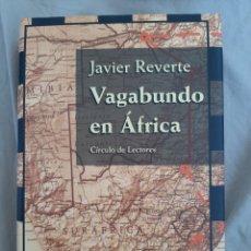 Libros: VAGABUNDO EN ÁFRICA. Lote 195284646