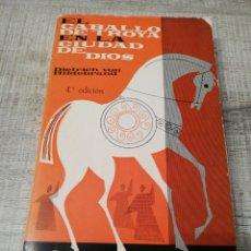 Libros: EL CABALLO DE TROYA EN LA CIUDAD DE DIOS, DIETRICH VON HILDEBRAND, EDITORIAL FAX. Lote 195338305