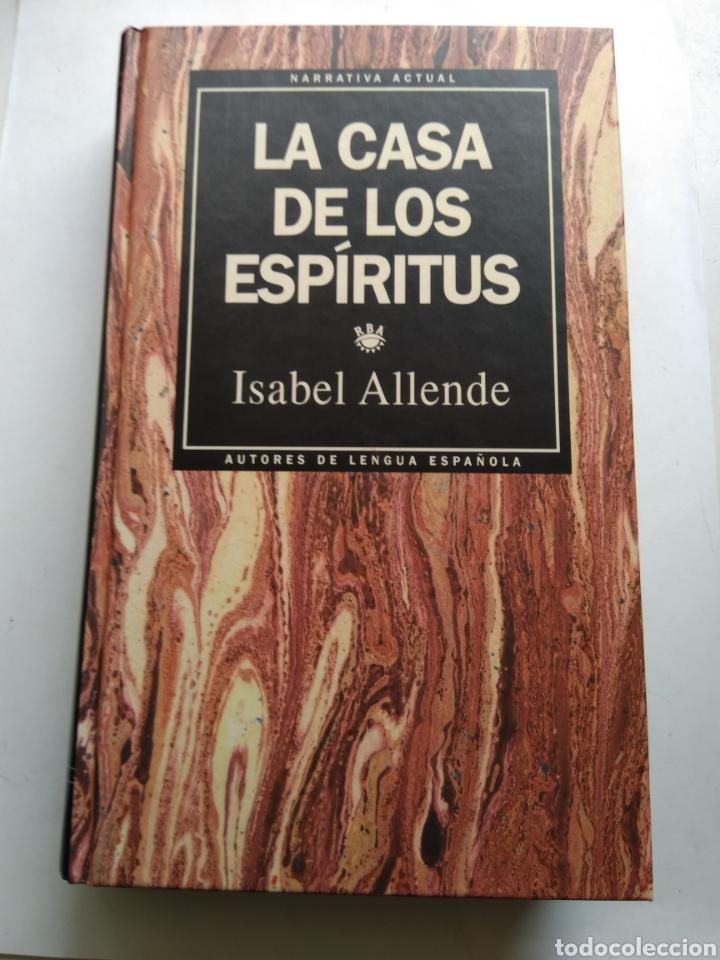 LA CASA DE LOS ESPÍRITUS/ISABEL ALLENDE (Libros sin clasificar)