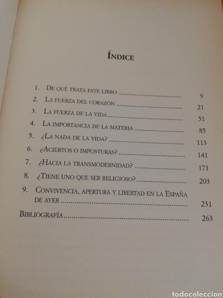 Libros: LA VIDA MERECE LA PENA SER VIVIDA (ENRIQUE MIRET MAGDALENA) - Foto 3 - 195341435