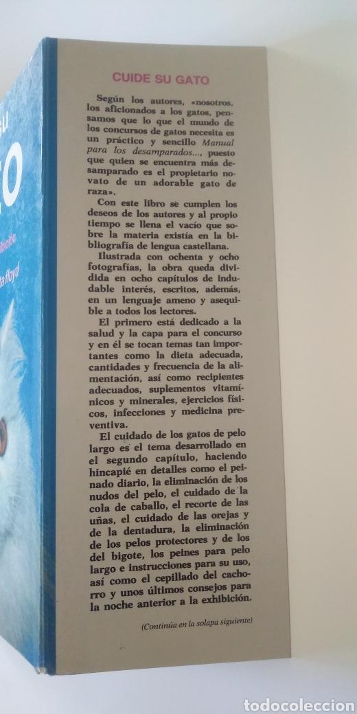 Libros: CUIDE SU GATO - Foto 2 - 195344907