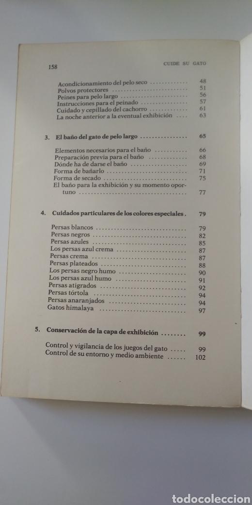Libros: CUIDE SU GATO - Foto 5 - 195344907