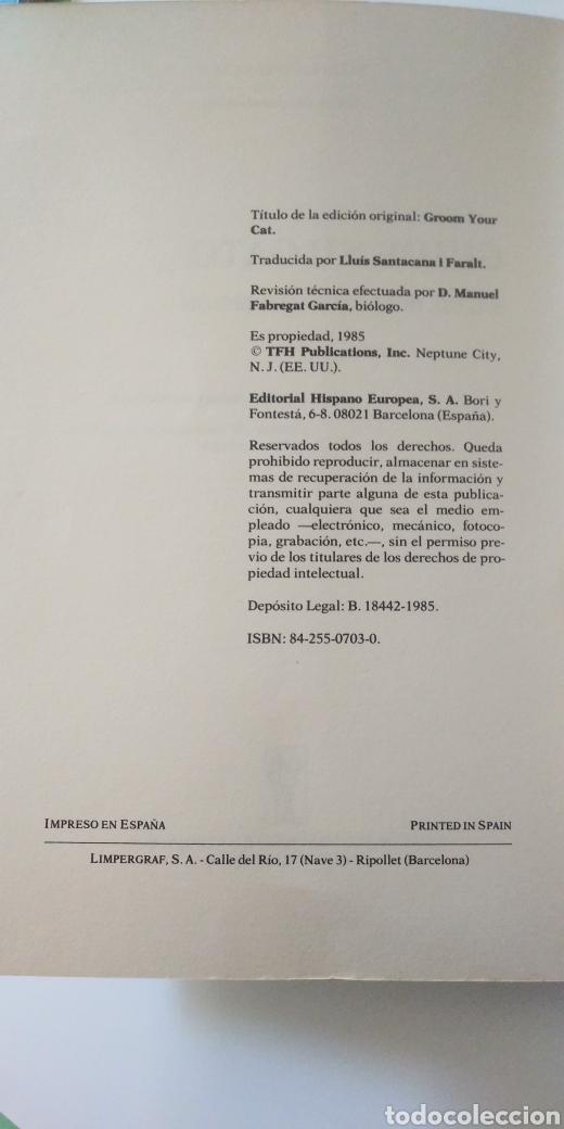 Libros: CUIDE SU GATO - Foto 9 - 195344907