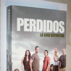 Libros: PERDIDOS: LA GUIA DEFINITIVA; LIBRO AVENTURA / THILLER (450 PÁGS) *** EDICIONES DOLMEN (2010). Lote 195376096