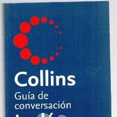 Libros: COLLINS, GUÍA DE CONVERSACIÓN, INGLÉS - VV.AA.. Lote 195434020