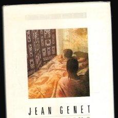 Libros: UN CAUTIVO ENAMORADO - JEAN GENET. Lote 195434035