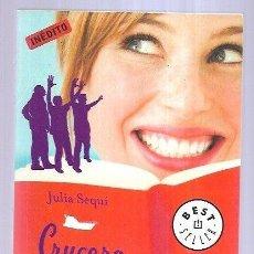 Libros: CRUCERO PARA SINGLES. Lote 195443098