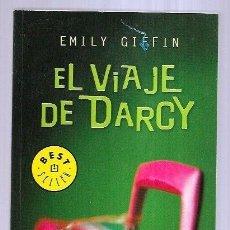 Libros: VIAJE DE DARCY - EL. Lote 195443113