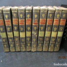 Libros: BIBLIOTECA PORTÁTIL DE LOS PADRES Y DOCTORES DE LA IGLESIA DESDE EL TIEMPO DE LOS APÓSTOLES. 10 TOMO. Lote 195458785