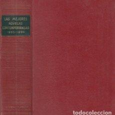 Libros: LAS MEJORES NOVELAS CONTEMPORÁNEAS I (1895-1899). PEÑAS ARRIBA. JUANITA LA LARGA. MISERICORDIA.... -. Lote 195470721