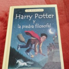 Libros: HARRY POTTER Y LA PIEDRA FILOSOFAL. Lote 195473188