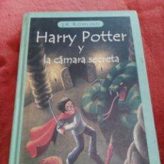 Libros: HARRY POTTER Y LA CAMARA SECRETA. Lote 195473335