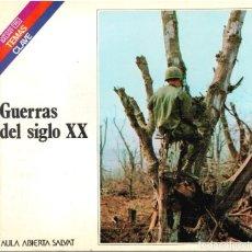 Libros: GUERRAS DEL SIGLO XX - ÁNGEL LEÓN CONDE. Lote 195508436