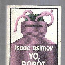 Libros: YO, ROBOT. Lote 195524855