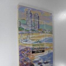 Libros: LOS MITERIOS DE COLORES JUAN MARSÉ. Lote 195552737