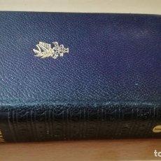 Libros: LAJOS ZILAHY - NOVELAS - TOMO I - AGUILAR K403. Lote 195884978