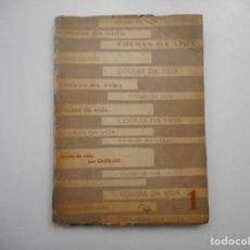 Libros: CASTELAO COUSAS DA VIDA (GALLEGO) Y99163T . Lote 196515977