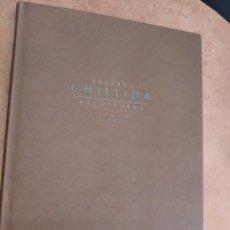 Libros: EDUARDO CHILLIDA ESCULTURAS L ALMODÍ, VALENCIA, 1996 NUEVO. Lote 196722977