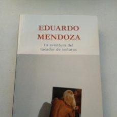 Livros em segunda mão: LA AVENTURA DEL TOCADOR DE SEÑORAS/EDUARDO MENDOZA. Lote 196728588