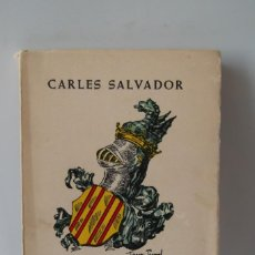 Libros: & PARLEU BE ! & CARLES SALVADOR. &. Lote 196868062
