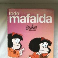 Libros: TODO MAFALDA QUINO EDICION ESPECIAL ANIVERSARIO 1964 2014. Lote 196876083