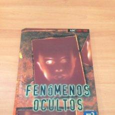 Libros: FENÓMENOS OCULTOS. Lote 196940048