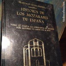 Libros: HISTORIA DE LOS MOZÁRABES DE ESPAÑA TOMO III SIMONET. PRECINTADO. Lote 214294222