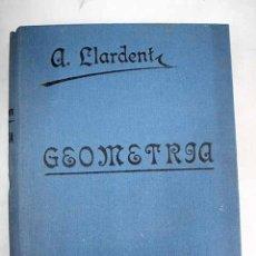 Libros: ELEMENTOS DE MATEMÁTICAS: CURSO DE GEOMETRÍA. Lote 197563162