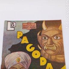 Libros: MINI LIBRO COLECCION DE DRAKE DURBIN AÑO 1940 LA PAGODA. Lote 197573366