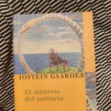 Libros: EL MISTERIO DEL SOLITARIO. Lote 197691082