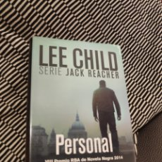 Libros: PERSONAL, LEE CHILD, SERIE JACK REACHER. Lote 197691290