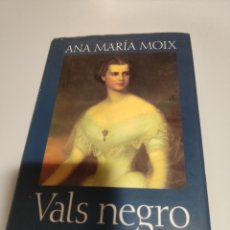 Libros: VALS NEGRO, ANA MARÍA MOIX. Lote 197707112