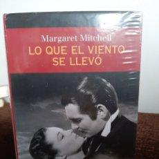 Libri di seconda mano: LO QUE EL VIENTO SE LLEVÓ. Lote 197854890