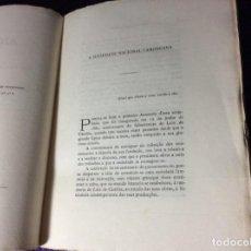 Libros: ANNUARIO DA SOCIEDADE NACIONAL CAMONEANA, 1.º ANNO, 1881. MUY ESCASO. Lote 197865677