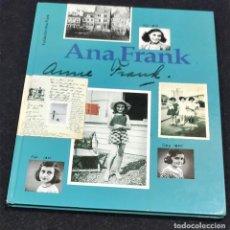 Libros: ANA FRANK POR RUD VAN DER ROL Y RIAN VERHOEVEN. FUNDACIÓN ANA FRANK. Lote 198092738